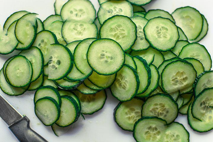 Les bienfaits du concombre pour ma peau