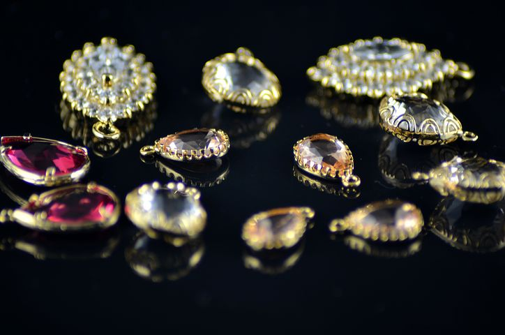 Chic bijoux de fantaisie